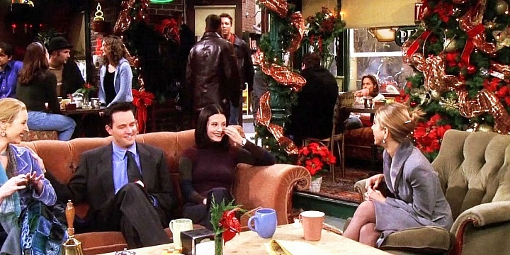 Friends Christmas Episodes.Friends Archives The Lowdown