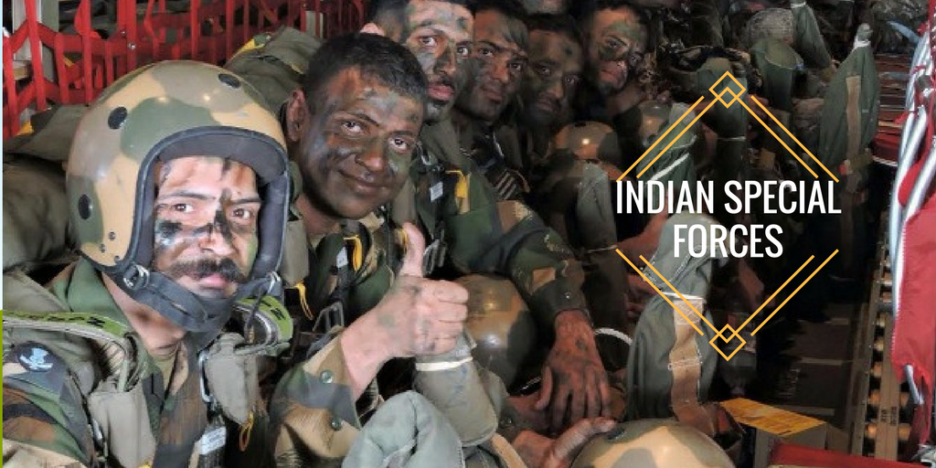 special forces india