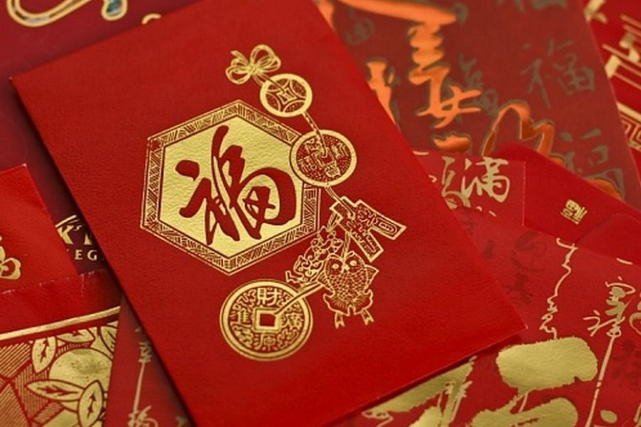 red envelope china