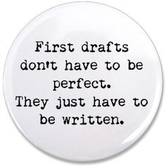 write draft