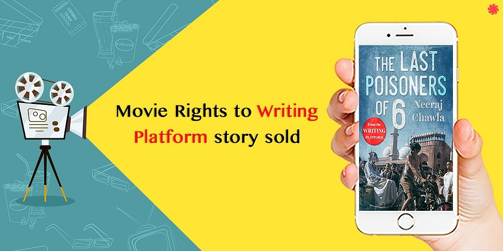movie rights to writing platform story sold