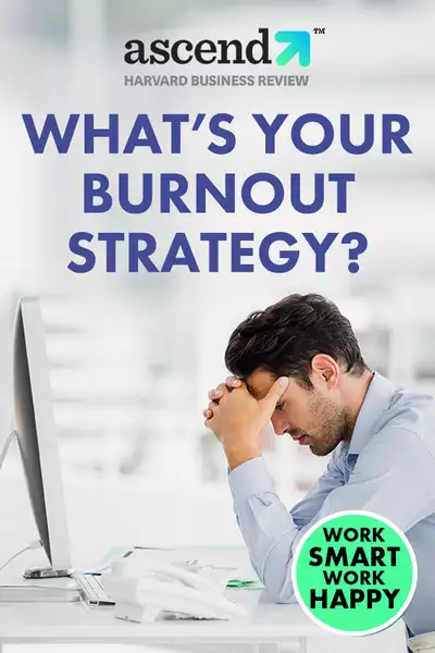 burnout strategy